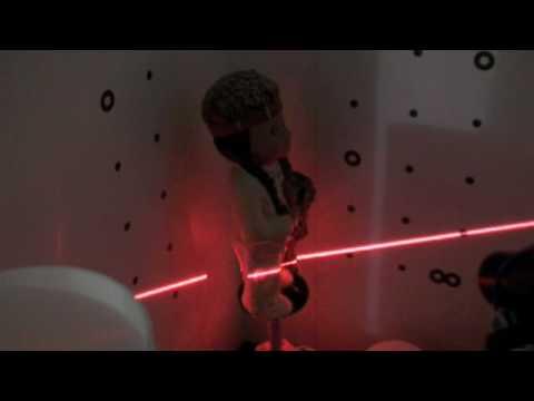 Scanare figurina 3D cu David Laserscanner