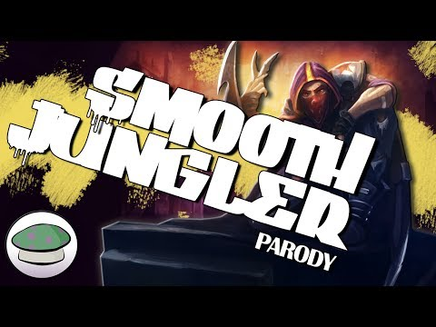 Smooth Jungler - The Yordles (Smooth Criminal Parody)