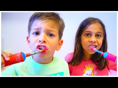 Don't Get Sick Song | KLS English Rhymes for Children