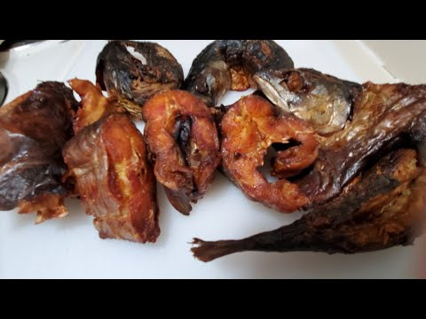 How To Smoke Catfish and Mackerel In The Oven