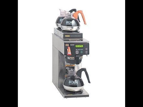 BUNN AXIOM 12-Cup Automatic Coffee Brewer