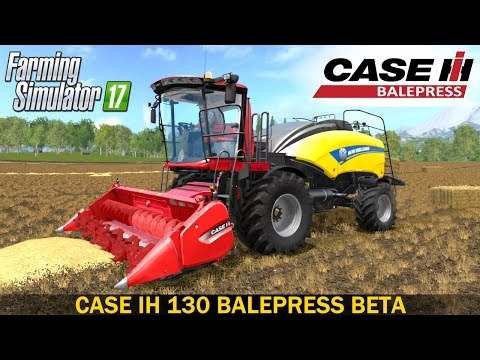 Case IH 130 Balepress Beta