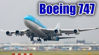 Video Espectaculares Boeing 747 aterrizando y despegando MP3, 3GP, MP4, WEBM, AVI, FLV Juni 2018