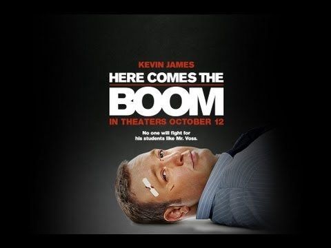 Comedy - HERE COMES THE BOOM - TRAILER | Kevin James, Salma Hayek, Henry Winkler