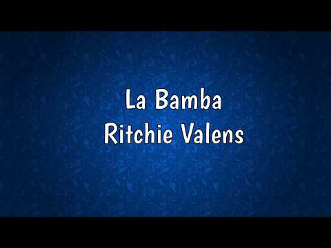 Download Ritchie Valens Oh Donna Lyrics On Screen Free Mp3 ...
