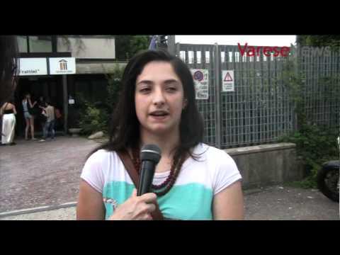 Maturità al Liceo Artistico di Varese