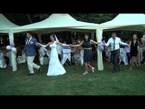 Сватба на Христина и Радослав