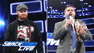 Nonton Sami Zayn and Kevin Owens join the blue brand: SmackDown LIVE, April 11, 2017 Film Subtitle Indonesia Streaming Movie Download