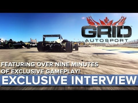 exclusive - Grid Autosport - Eurogamer Exclusive Interview and Gameplay Find out all there is to know about Grid Autosport in this exclusive interview with Andy Stewart ...