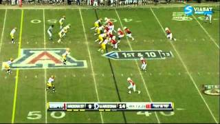 Nick Foles vs ASU 2010