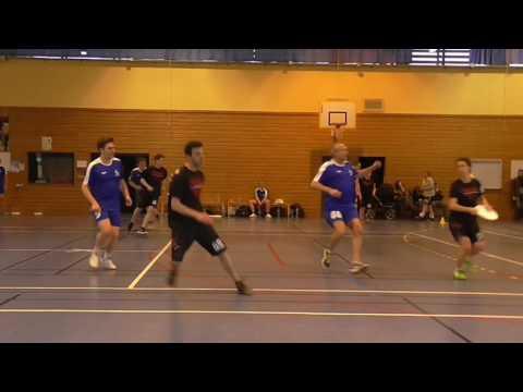 Vidéo - Championnat Indoor phase Retour (vs FrizBisontins)