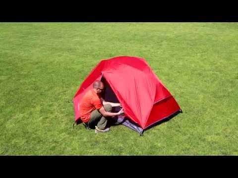 Відео демонстрація намету Ferrino Leaf