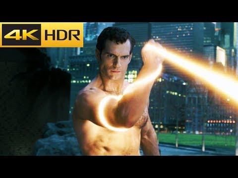 Superman vs Justice League  | Justice League (4k. HDR)