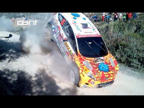 WRC Rally Catalunya | 50 WRC Spain 2014 | Maximum attack, Flat out & Crash [HD]