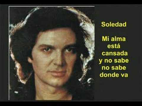 Camilo Sesto - La Soledad