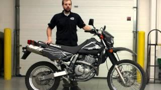 8. 2012 Suzuki DR650