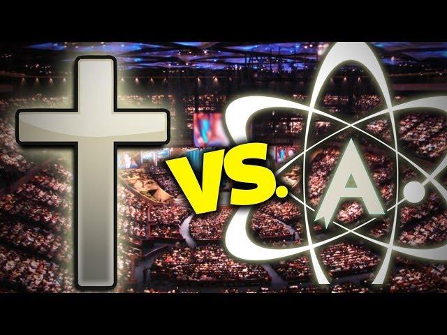 Atheist Super Churches!