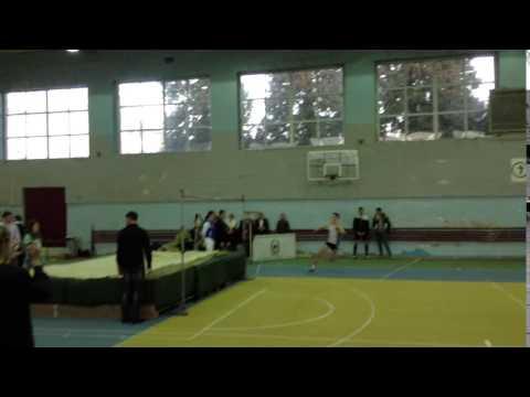 Аршинник Владислав 210см ( новорічний день стрибуна ) Львів 26.12.2013