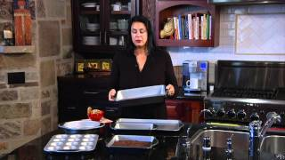 12 Cup Muffin Pan Demo Video Icon