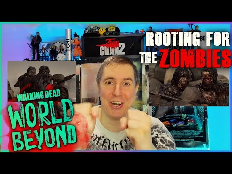 The Walking Dead World Beyond - I Want the Zombies to Win! - Episode 3 Review