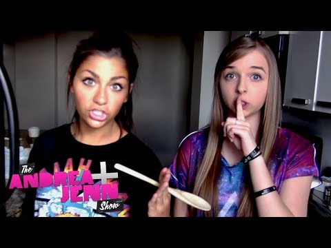 andrea - Andrea and Jenn TRUTH OR DARE! - http://bit.ly/1iWuH0Q MAKE A SPLASH! - http://flavorspla.sh/1cZcOON Jennxpenn and Andrea Russett decide it's time to figure ...