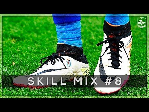 Insane Football Skills 2016/2017  Skill Mix #8  HD   1080p