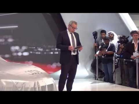Audi - Dubai International Motor Show 2015