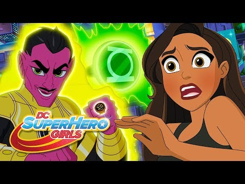 Ring Me Maybe Part 2 | 402 | DC Super Hero Girls