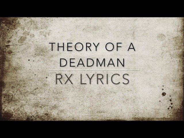 Theory-of-a-deadman-rx