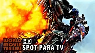 TRANSFORMERS: A ERA DA EXTINÇÃO - Spot #4 Legendado (2014) HD
