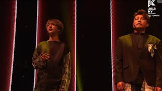 Video 180624 KCON2018 NY - SJ Black Suit MP3, 3GP, MP4, WEBM, AVI, FLV Juli 2018