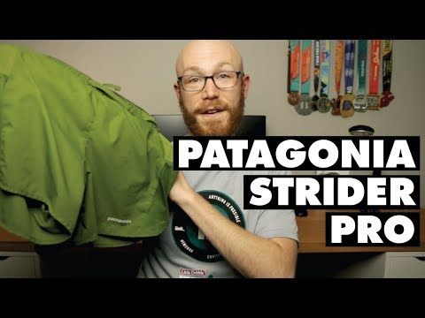 Patagonia Strider Pro Running Shorts Review (2018) -- My favorite running shorts