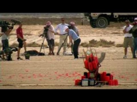 The Clay Pigeon Golf Shot