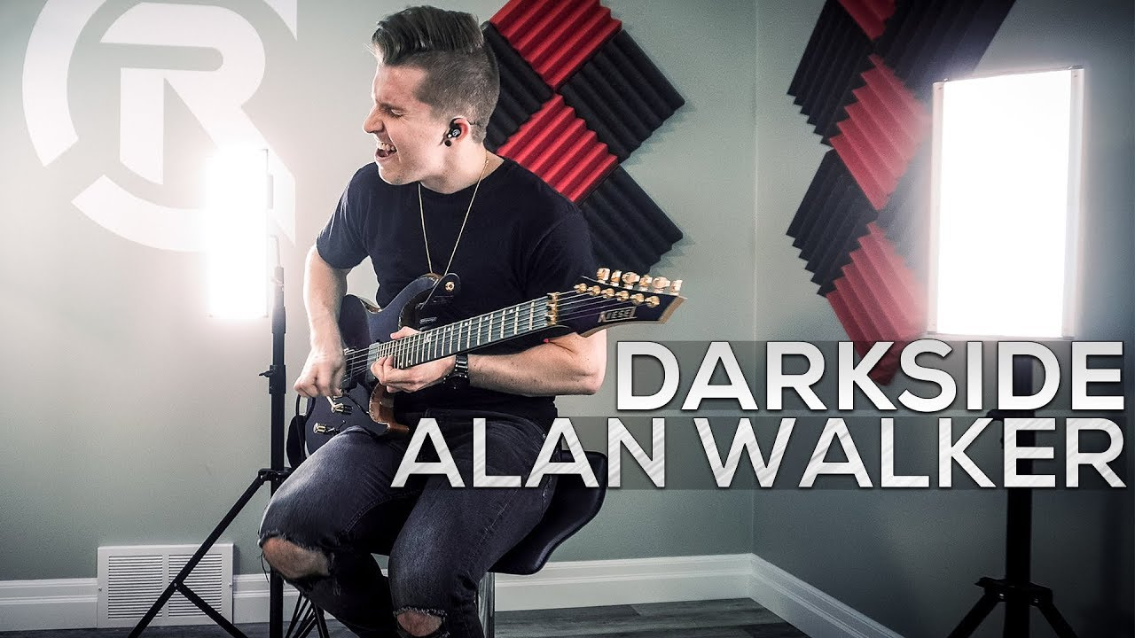 Alan Walker – Darkside – Cole Rolland (Guitar Cover)