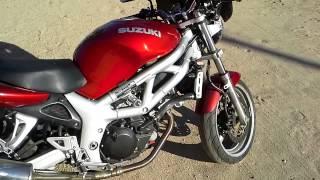 9. 2001 Suzuki SV650