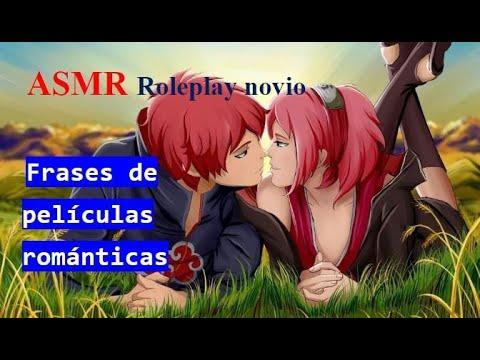 Frases romanticas - ASMR - Novio te lee frases románticas de películas - En Español