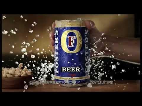 FOSTER'S: AUSTRALIAN FOR BEER