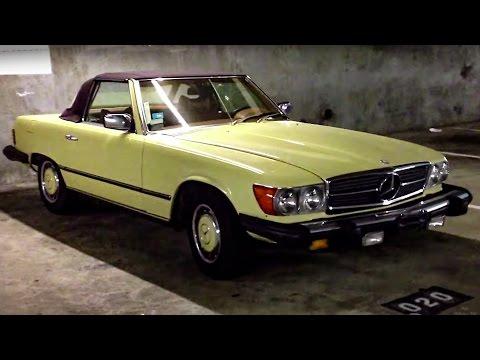 Mercedes 450SL (1974-1977-ish)