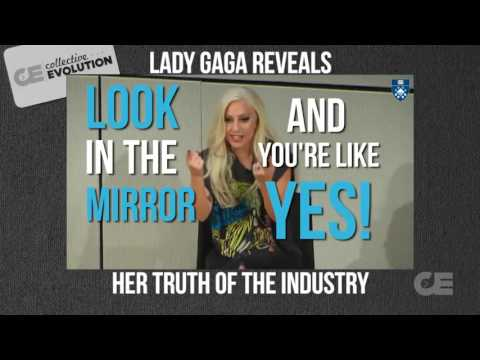 Lady Gaga Reveals Her Truth About The      Collective Evolution