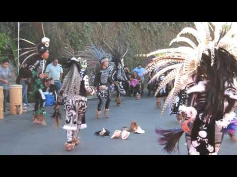 Dia de los Muertos Dancers
