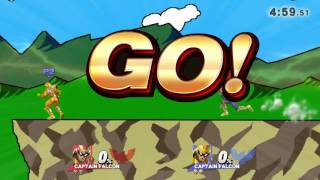 my third smash4 captain falcon montage! let me know what you think