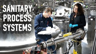 The Key to Ensuring Sanitary Process System Fabrication