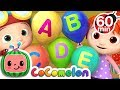 foto ABC Song with Balloons | + More Nursery Rhymes & Kids Songs - ABCkidTV Borwap