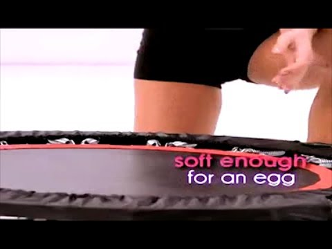 Urban Rebounder As Seen On TV Commercial Urban Rebounder As Seen On TV Exercise Trampoline