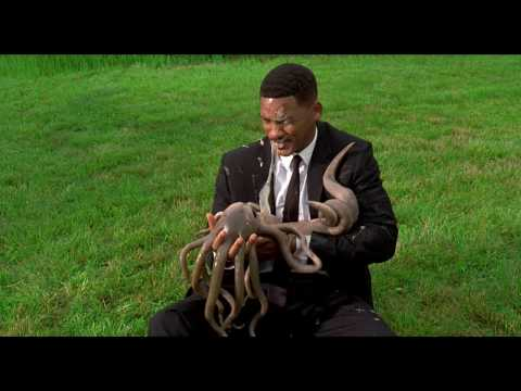 Men in black 1 (1997) DVDRip 350mb