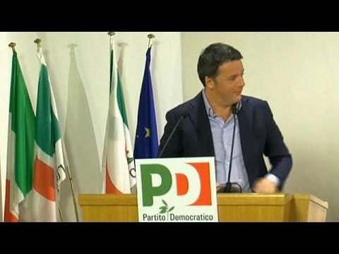 Ιταλία: Υπέβαλε και επίσημα την παραίτηση του ο Ματέο Ρέντσι