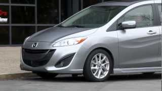 2013 Mazda MAZDA5 - Drive Time Review With Steve Hammes