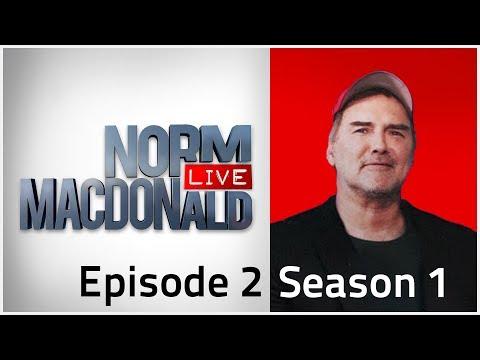 Norm Macdonald Live w/ Tom Green | Season 1 Episode 2