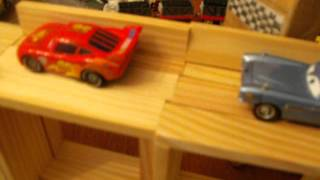 Lightning McQueen Trouble at the Bridge Video