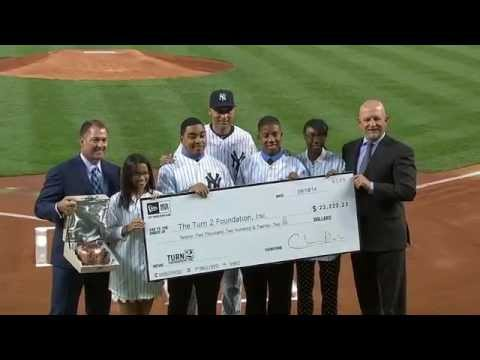 Video: New Era honor's Derek Jeter's career in New York